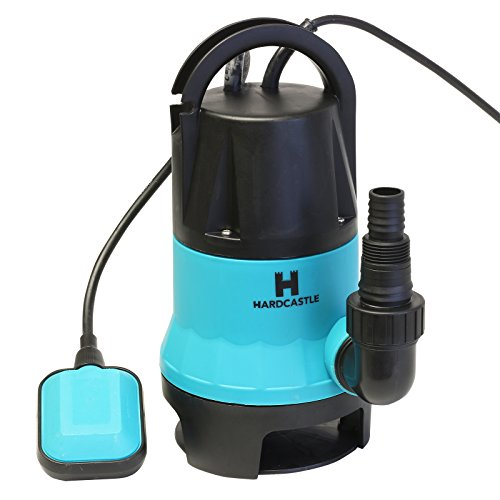 Hardcastle Electric Fully Submersible Water Pump - GS/TUV Approved