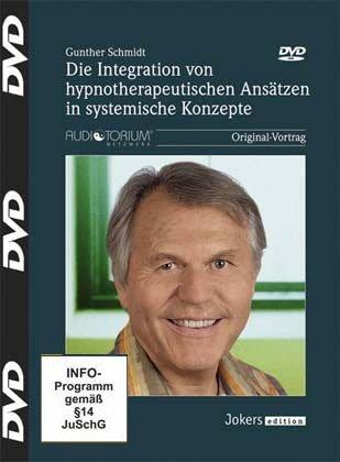 Gunther Schmidt: JOK562D - Die Integration von hypnotherapeutischen Ansätzen in systemische Konzepte - 8 DVD