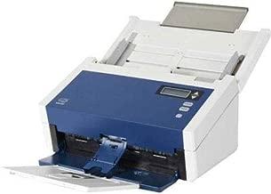 Xerox DocuMate 6460 Document Scanner, 600 dpi Optical/1200 dpi Interpolated Resolution, 70 ppm/140 ipm at 200 dpi Mono/Color Scan Speed, 120 Sheet Duplex ADF