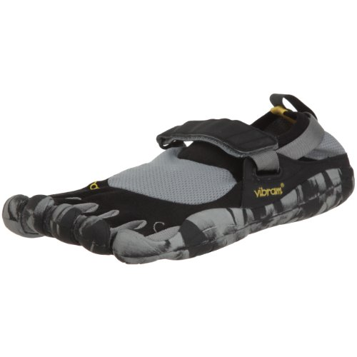 Vibram Men's KSO Trail Running Shoe, Black, 47 EU/12-12.5 M US