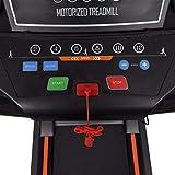 Festnight Elektrisches Laufband Fitnessger?t mit LCD-Bildschirm 1,5 HP Max. Belastung 150 kg Heimtrainer - 6