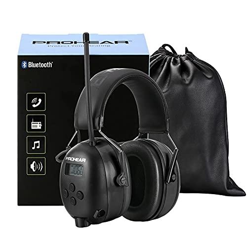 PROHEAR (Upgraded) Gehörschutz mit...