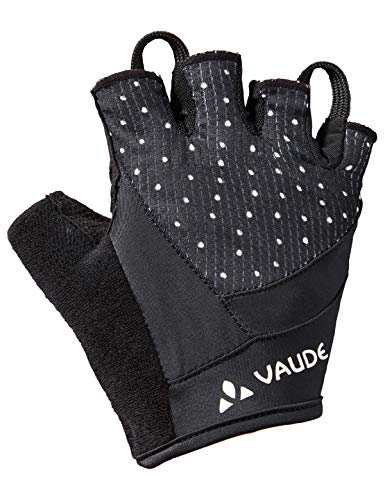 VAUDE Women's Advanced Gloves II Accesorios, Mujer, Black, 8