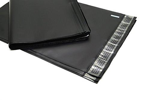 100 Folienmailer® Versandbeutel 300 x 410 mm in edlem Schwarz (matt)