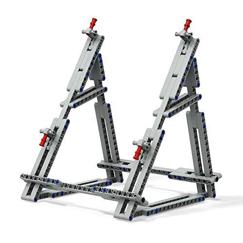 MILLIONSPRING Support pour Lego Star War Millennium Falcon 75105/75212/7965 - 126 pièces (Lego non inclus)