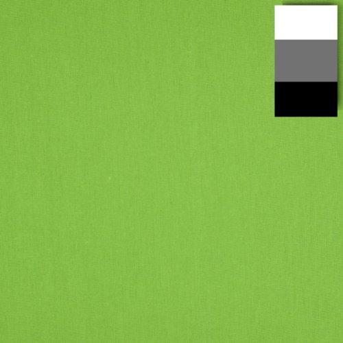 Walimex Pro Cloth Background - Tela para Fondo fotográfico 2.85 x 6 m, Apple Green