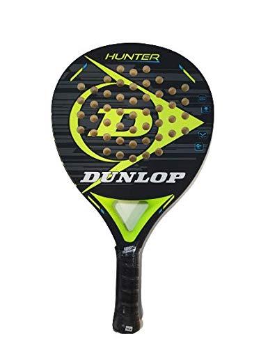 Dunlop Pala Pádel Hunter Negro Amarillo