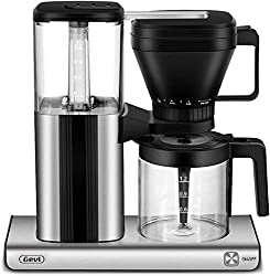 Gevi Coffee maker maker510 Best Bean to Cup Coffee Machine $100 to $200 for 2020