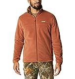 Columbia Fleece Jacket Chaqueta polar PHG, Madera/borde real del árbol, Large-10X-Large Big Tall para Hombre