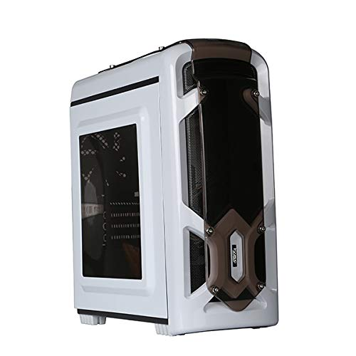 Marvo CA-113WT PC Mini gaming Tower, wit