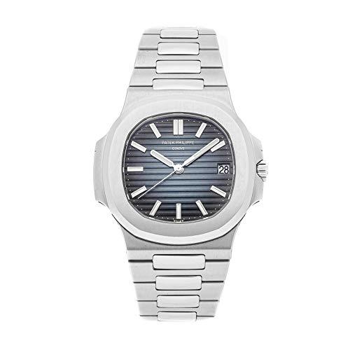 Patek Philippe Nautilus Mechanical Black Dial Men's Watch 5711/1A-010