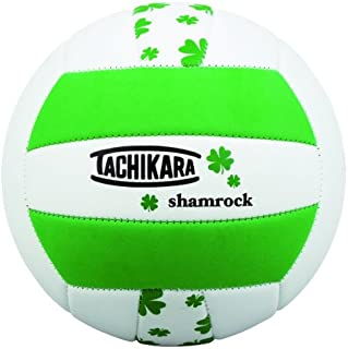 Tachikara Sof-Tec Shamrock Indoor/Outdoor Foam Backed Panel Volleyball