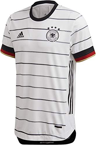 adidas Herren DFB Authentic Trikot, White, L