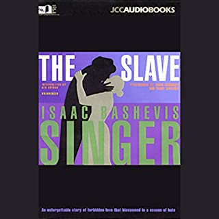 The Slave audiobook cover art