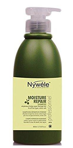 Nywele Moisture Repair Shampoo 27 oz (For Chemically damaged hair - Color Save) -  Nywele Professional, NYO-SHAMP