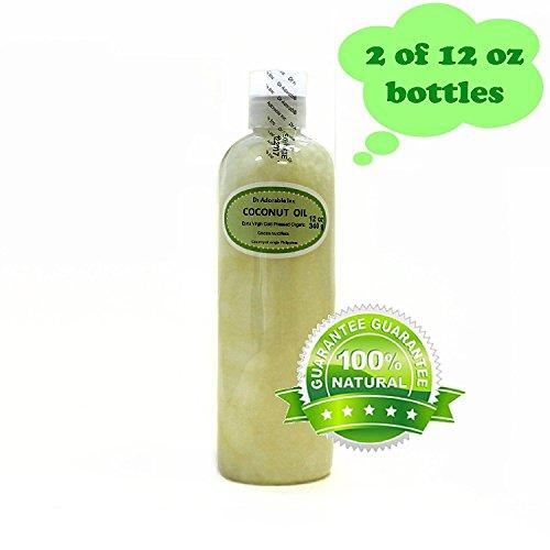 Extra Virgin Coconut Oil 24 Oz