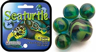 marble sea turtles