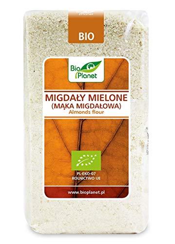 Almendras molidas (harina de almendras)  400 g