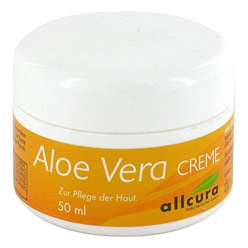 Aloe Vera Creme, 50 ml