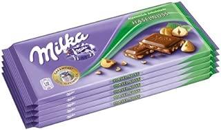 World's best Milka broken nuts 100g (10 pack)