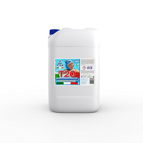 C.A.G Chemical 20t0100T20Algae Liquid Concentrate Low Power Foam-making