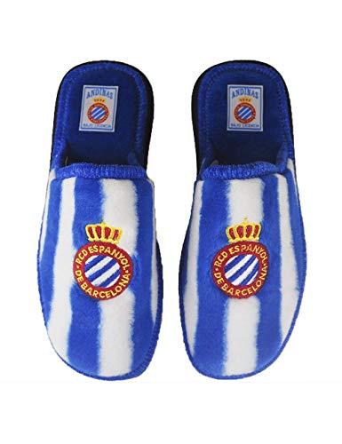 Zapatillas de Estar por casa de Futbol con Licencia Oficial Espanyol -...