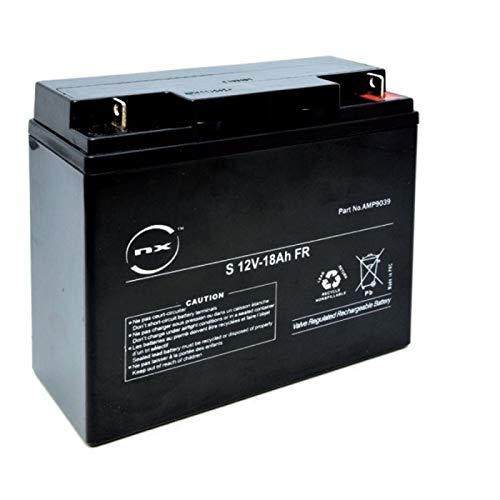 NX - Batterie plomb AGM S 12V-18Ah FR 12V 18Ah T3 - Unité(s)