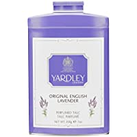 Talco de Yardley London, con aroma a lavanda, de 200 g