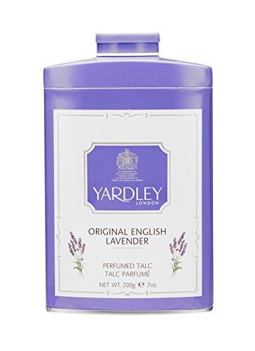 Yardley of London Original English Lavender Talc for her 200g