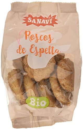 Sanavi Roscos De Espelta Con Naranja 150 G 150 G 400 g