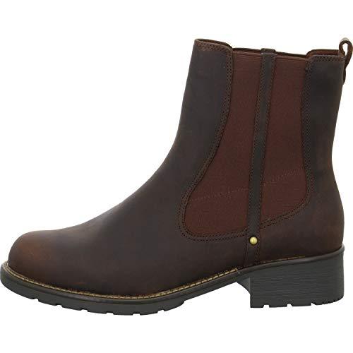 Clarks Chelsea Boots Orinoco HOT braun 37