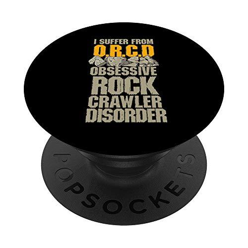 Me estoy recuperando de mi trastorno de RC Rock Crawler PopSockets PopGrip: Agarre intercambiable para Teléfonos y Tabletas