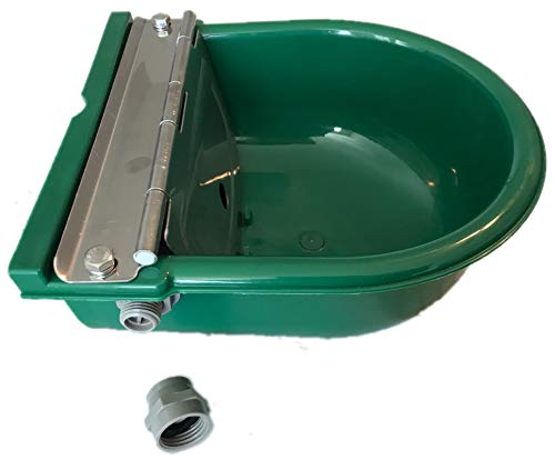 rabbitnipples.com Large Automatic Waterer for Horses, Cows, Goats and Other Live Stock