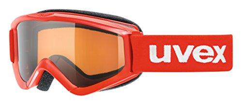Uvex Kinder Speedy Pro Skibrille, rot, One Size