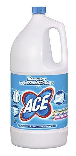 Ace - Lejía, 2 L - [pack de 5]