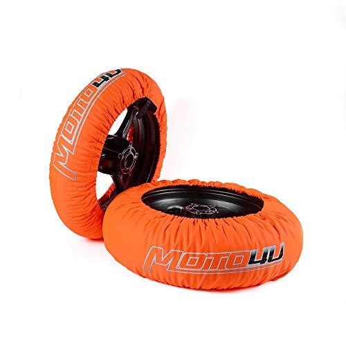 Calentadores de neumáticos Oldbones para motocicleta, con cubierta frontal de 120 trasera 180/190/200 con 110 V y enchufe de EE. UU.