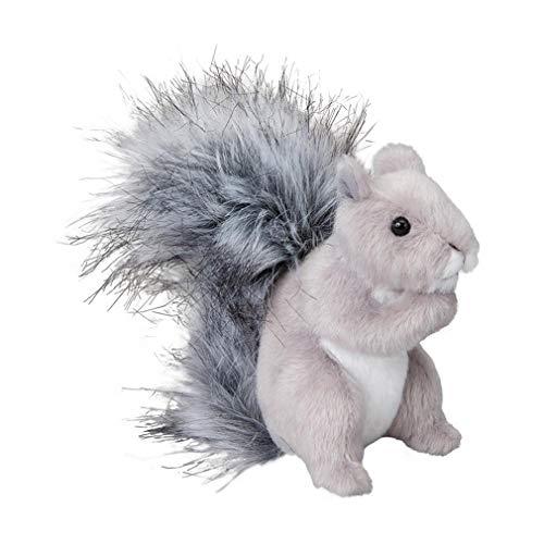 Douglas Shasta Gray Squirrel Plush Stuffed Animal