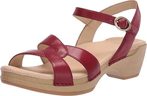 Dansko Women's Karmen Red Sandals 8.5-9 M US
