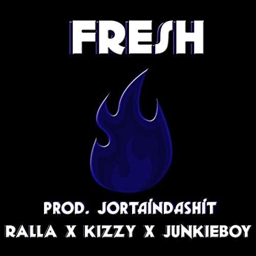 Ralla feat. JunkieBoy & Kizzy