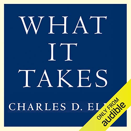 Page de couverture de What It Takes