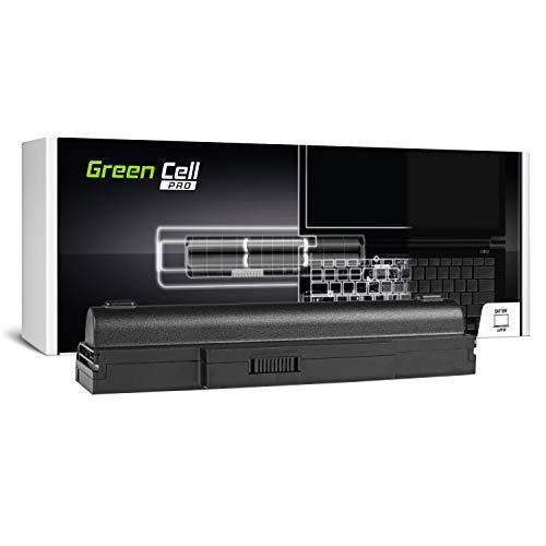 Green Cell Pro Extended Serie A32 K72 Laptop Akku fur ASUS K72 K72F K72J K72JR K73 K73S K73SV N71 N73 N73S N73SV X73 X73E X73S Original Samsung SDI Zellen 9 Zellen 7800mAh Schwarz