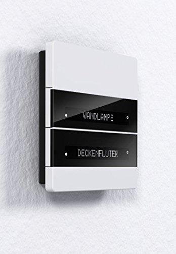 enertex MeTa® KNX Raumcontroller – Standard weiß
