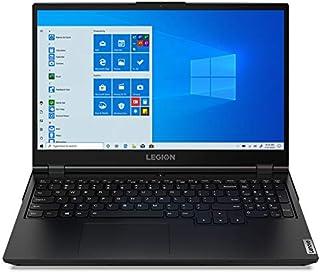 Lenovo Legion 5 ゲーミングノートパソコン 15.6インチ FHD IPSディスプレイ AMD Ryzen 5 4600H ウェブカメラ バックライトキーボード Wi-Fi 6 USB-C, HDMI GeForce GTX 16...