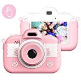 Kids Digital Camera Childrens Camera, Vannico Touch Screen Video Photo Camera for Kids