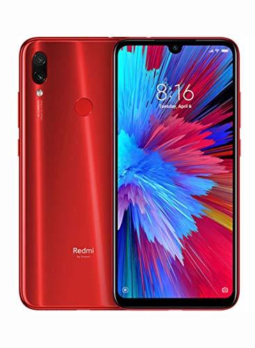 Xiaomi Mi Redmi Note 7S (64GB, 4GB RAM, Ruby Red)