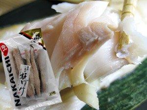 一夜干姫ホッケ (生干し) 400g (北海道産ホッケ使用) 第4回北海道加工食品フェアー優秀賞受賞