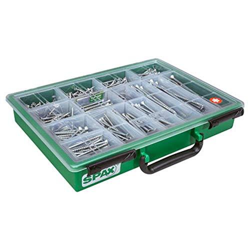 Spax TRX Wirox Sortiment Koffer