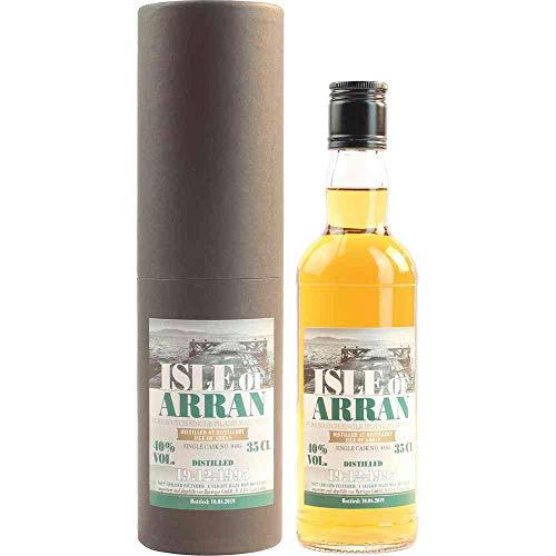 Whisky Isle of Arran 1995 Single Island Malt Whisky Vegan Distillery Isle of Arran Islands 350ml-Fl
