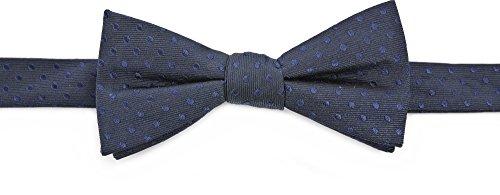 ANTONY MORATO, Hommes Volants, Cravate papillon, Vêtements de soirée, Bleu foncé, Soie