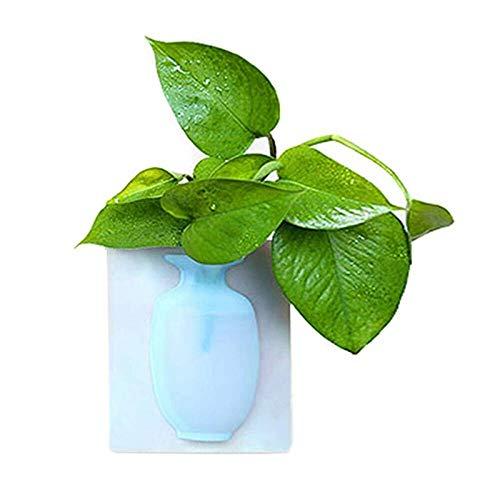 NA vaas zachte siliconenfles sticker glazen vaas lichaam voor bloempotten decoratie muursticker Home Decoration Accessoires